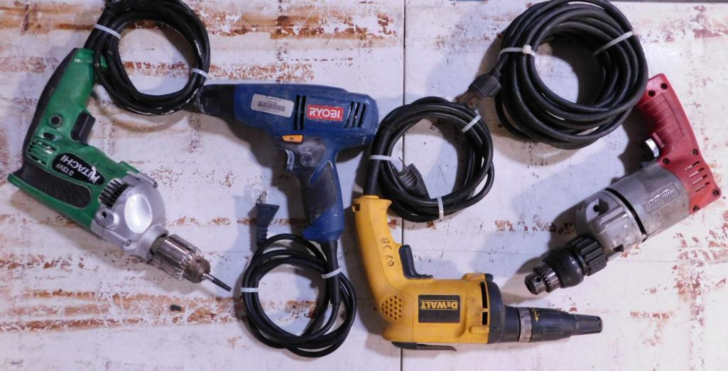 4-electric-drills