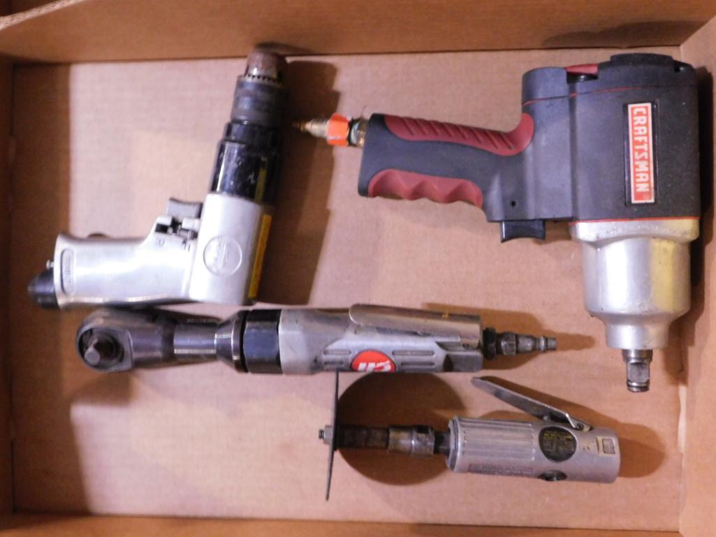 craftsman-pneumatic-impact-pneumatic-drill-grinder-and-ratchet