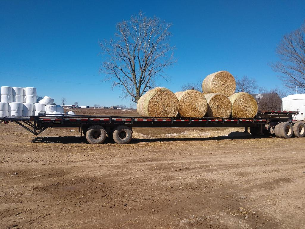 drop-deck-38-flatbed-semi-trailer-with-wood-floor-and-extension