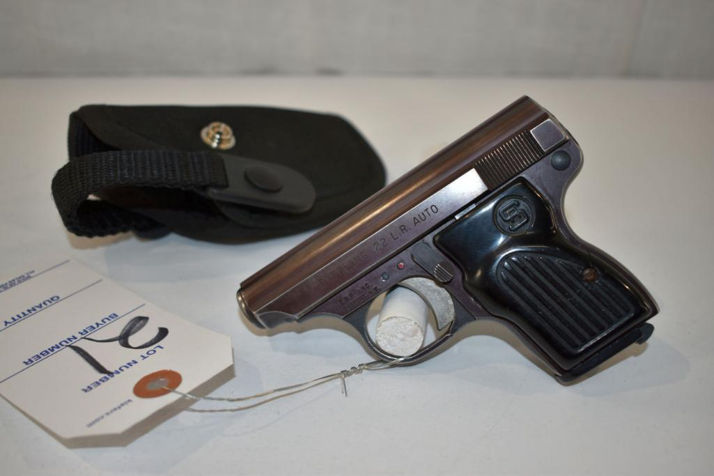 sterling-22-cal-lr-semi-auto-pistol-sn-a03588-with-holster