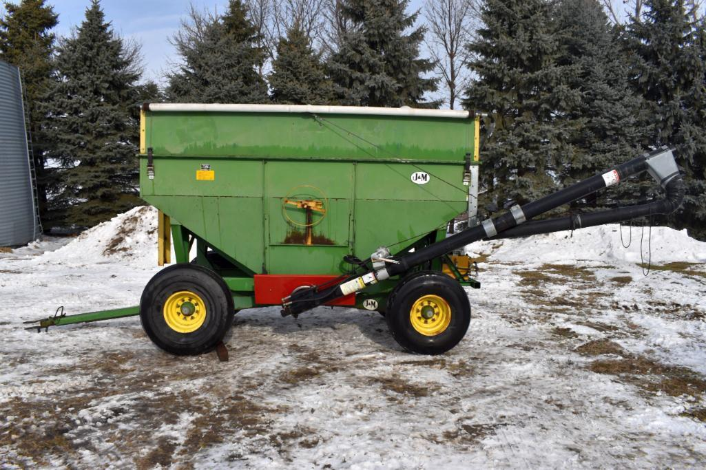 jm-350-20-gravity-flow-wagon-on-jm-running-gear-bs-13-5hp-power-unit-sudenga-hydraulic-drive-14-brush-auger-roll-tarp-16-5l16-1