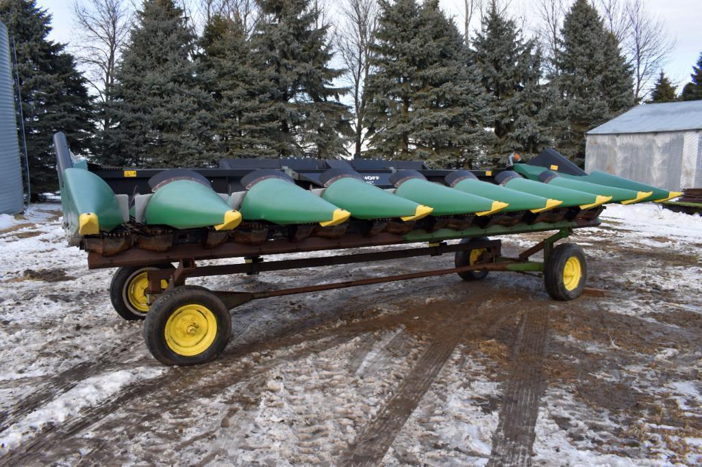 2007-gerringhoff-rd-800-b-rota-disc-chopping-corn-head-8-row-30-green-poly-dual-pto-light-kit