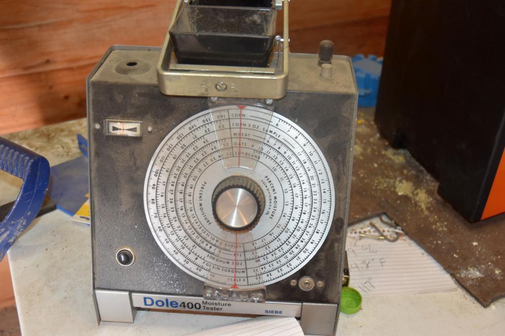 dole-400-grain-tester
