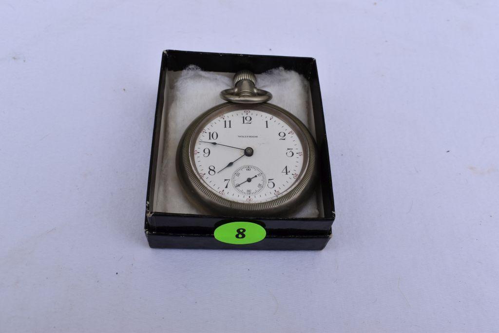 waltham-pocket-watch
