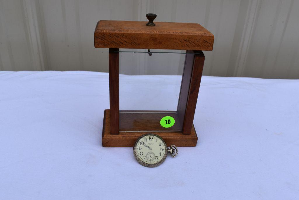 equity-pocket-watch-with-wooden-case
