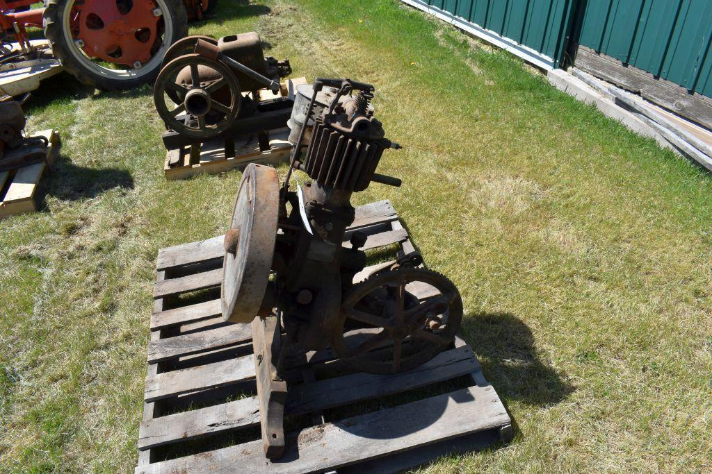 fuller-johnson-farm-pump-engine-single-cylinder-sn-26756