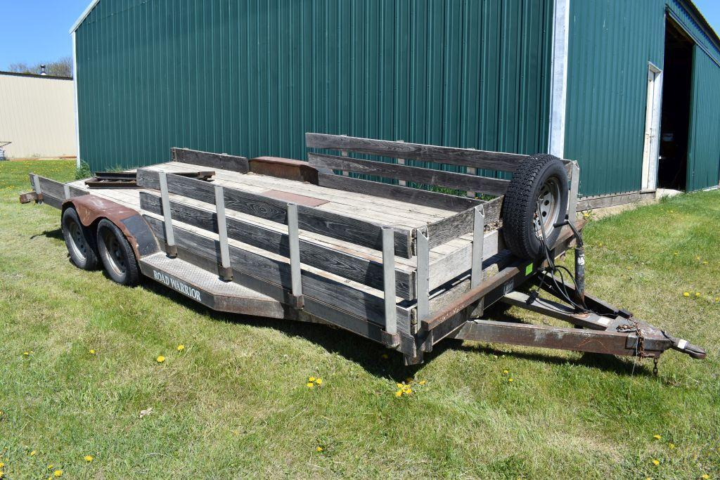 2002-road-warrior-20-flatbed-trailer-3500lbs-tandem-axle-ramps-spare-tire