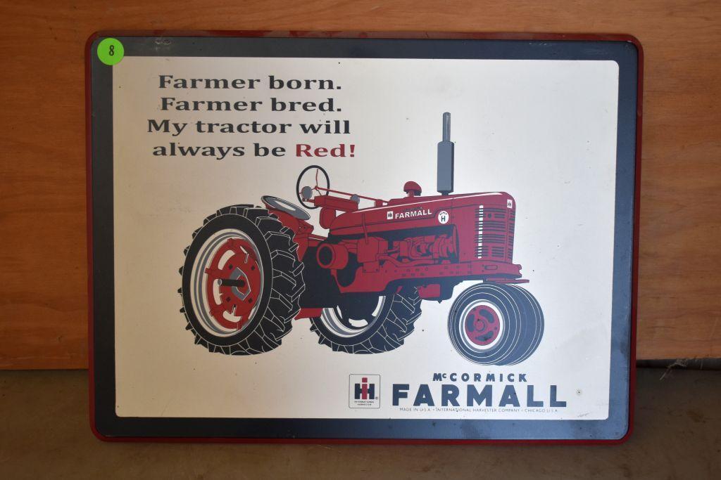 poly-farmall-sign-16-1-2-x-11-1-2