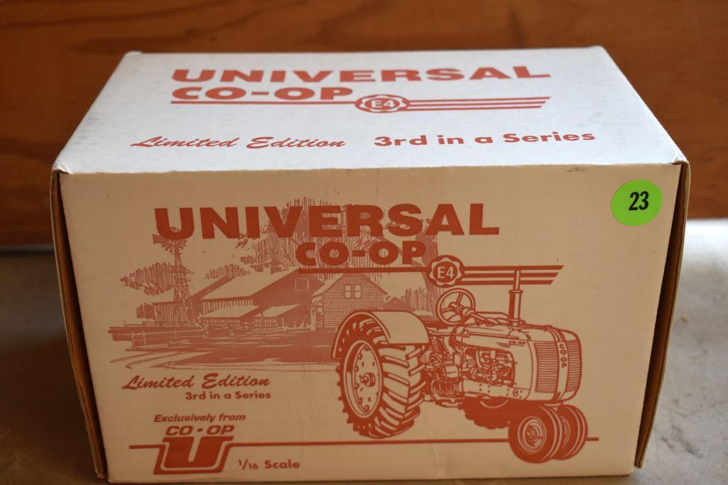 universal-co-op-e4-tractor-1-16-scale-limited-edition-3rd-in-a-series