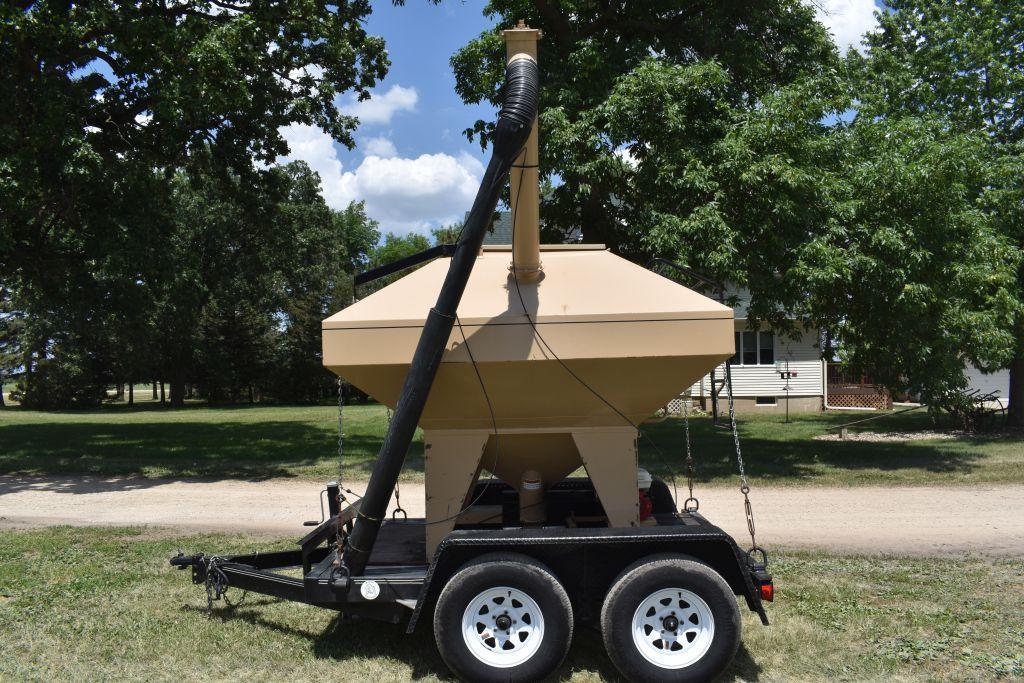 friesen-bulk-express-seed-tender-honda-gx160-power-unit-on-tandem-axle-trailer-sn-3699