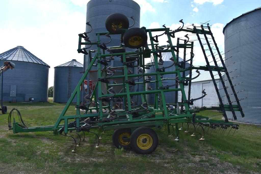 john-deere-960-field-cultivator-3-bar-harrow-36-5-depth-control-walking-tandems-sn-n00960x013308