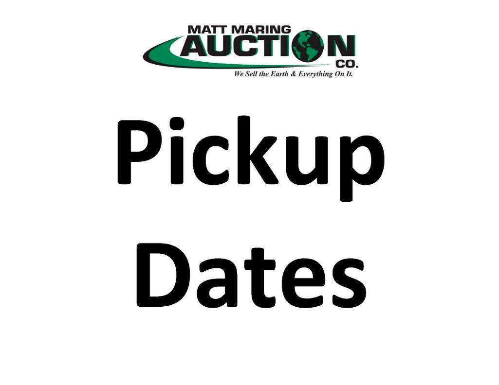 pickup-dates