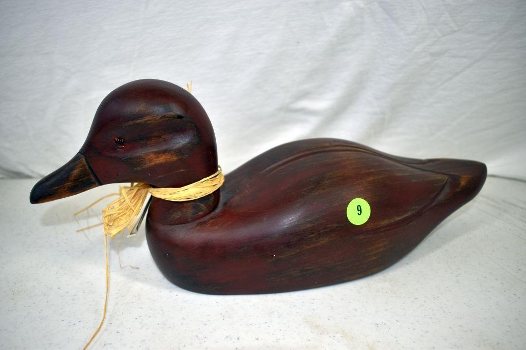 wooden-decorative-duck-from-the-stanstead-collection-signed