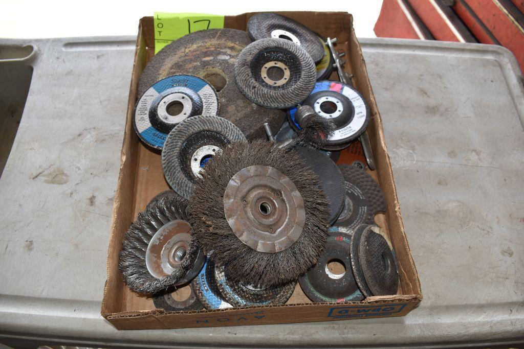 assortment-of-cut-off-brushes-wheels