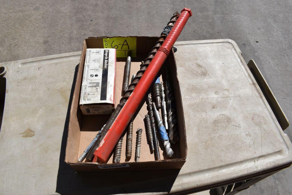 assortment-of-cement-concrete-drill-bits