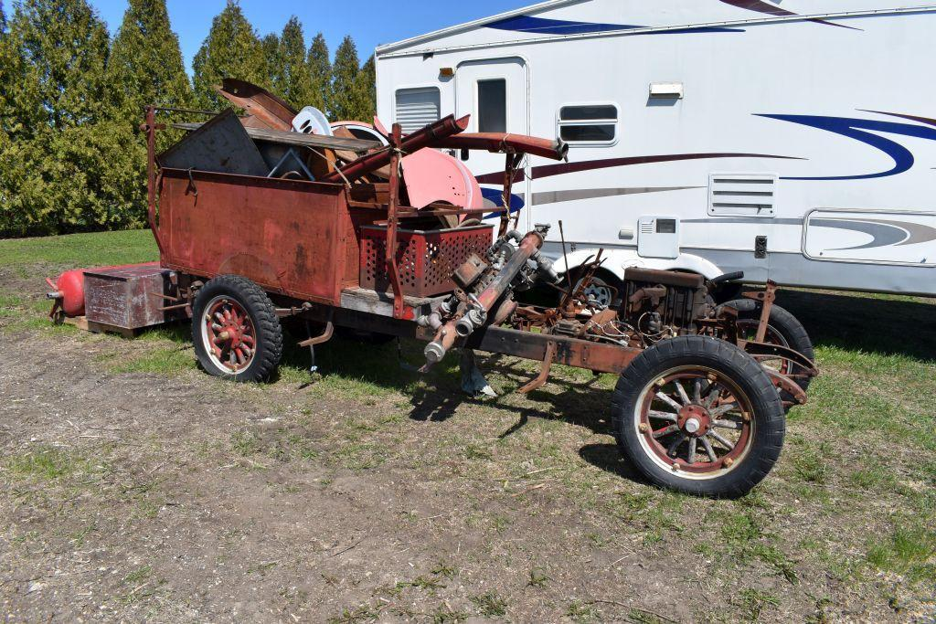 1927-chevy-fire-truck-rolling-chassis-pump-needs-restoration