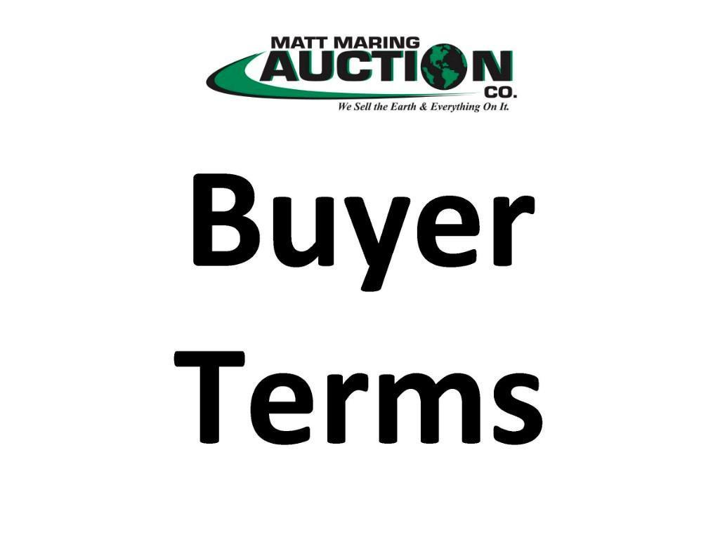 auction-terms-and-information