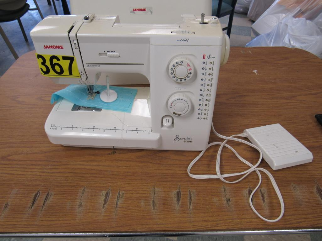 janome-sewist-625e-missing-power-cord