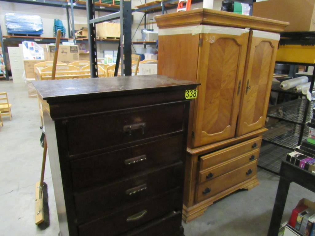 5-drawer-chest-and-tv-entertainment-center