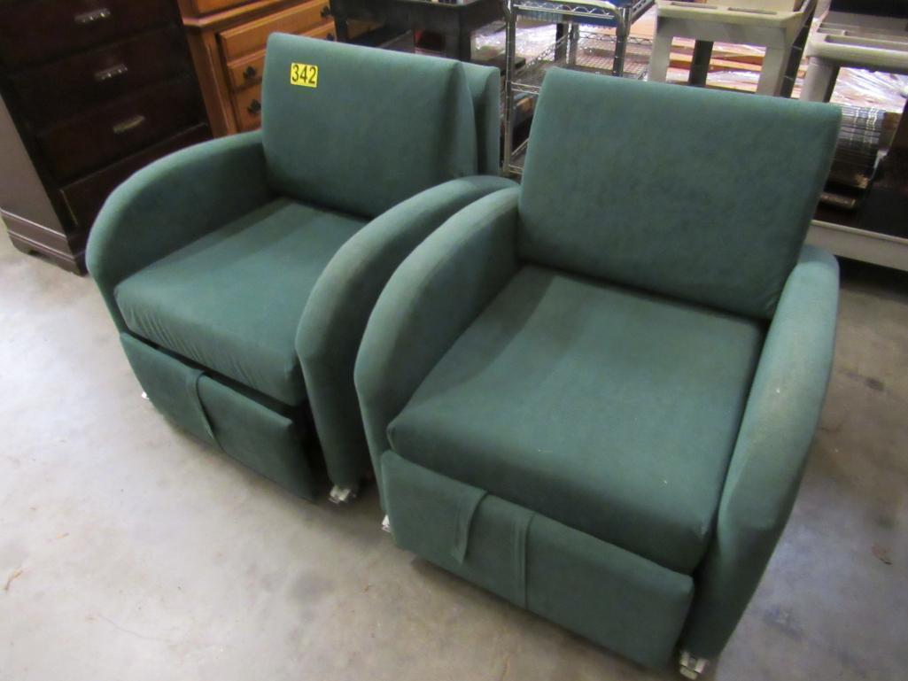 lot-of-2-sleeper-chairs