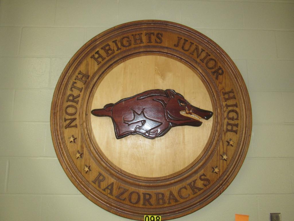 wooden-razorback-north-heights-sign