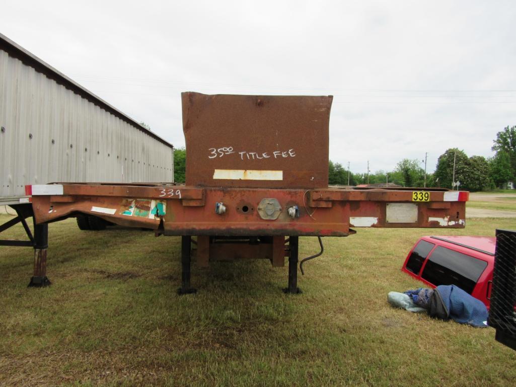 1980-transcraft-tx20-42-drop-deck-trailer-w-title