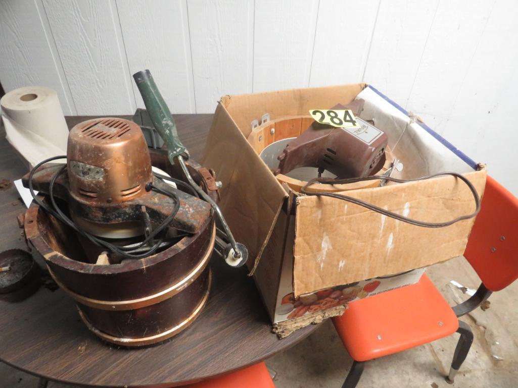 lot-of-2-vintage-ice-cream-machines