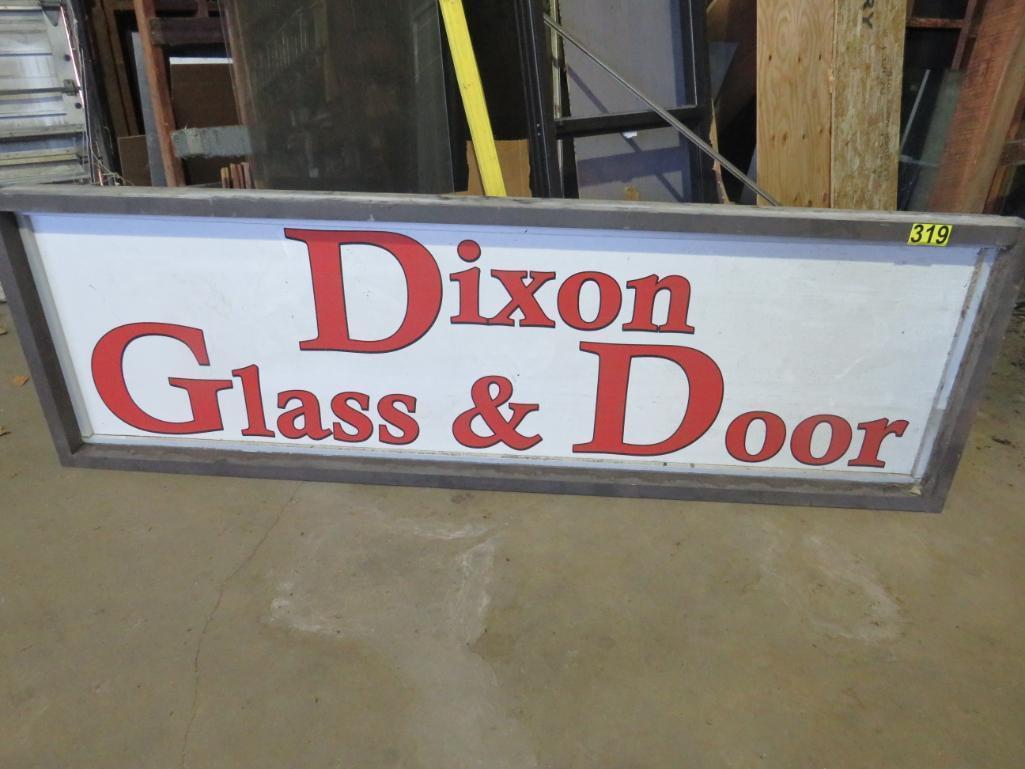 dixon-glass-and-door-sign