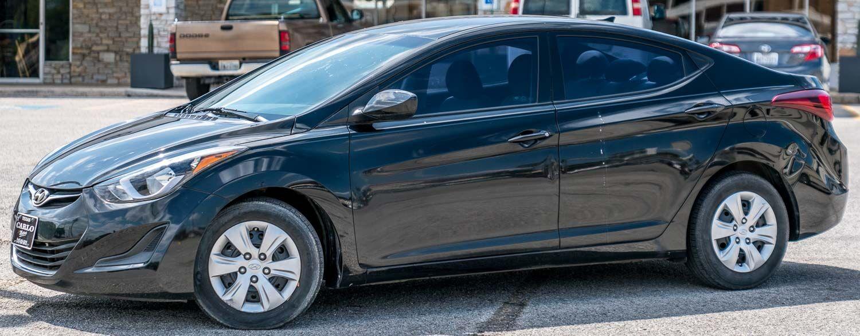 2016 Hyundai Elantra Vogt Auction
