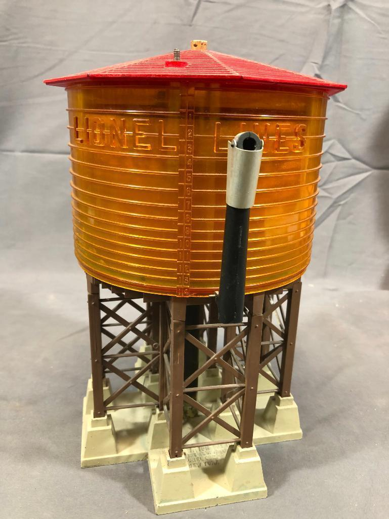 lionel-lines-38-30-electric-water-tower-o-and-0277-gauge-no-box-1947-1950