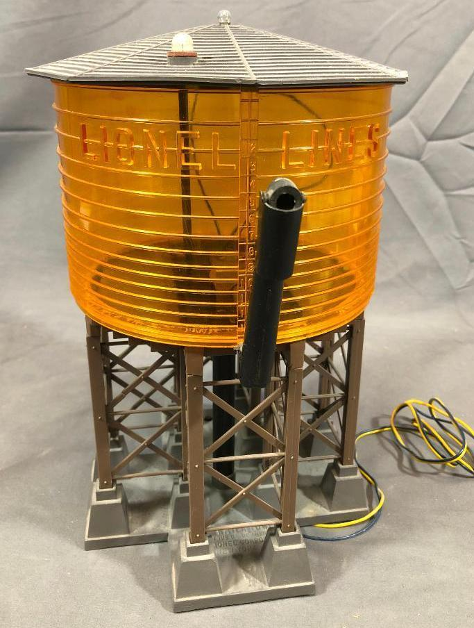 lionel-lines-38-30-electric-water-tower-1947-1950-no-box-0-027-gauge