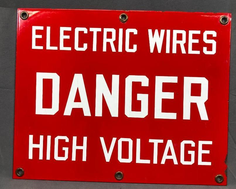 nos-porcelain-sign-electric-wires-danger-high-voltage-15in-x-12in