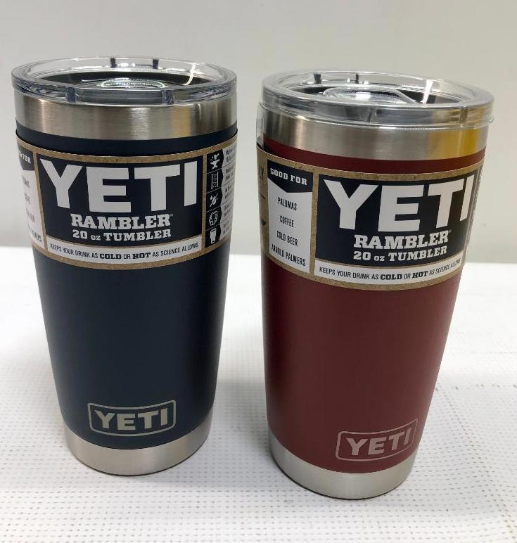 2-items-yeti-rambler-20oz-tumbler-brick-red-and-navy
