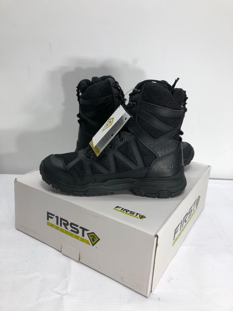 first-tactical-mens-7-operator-black-boots-size-10-msrp-129-99