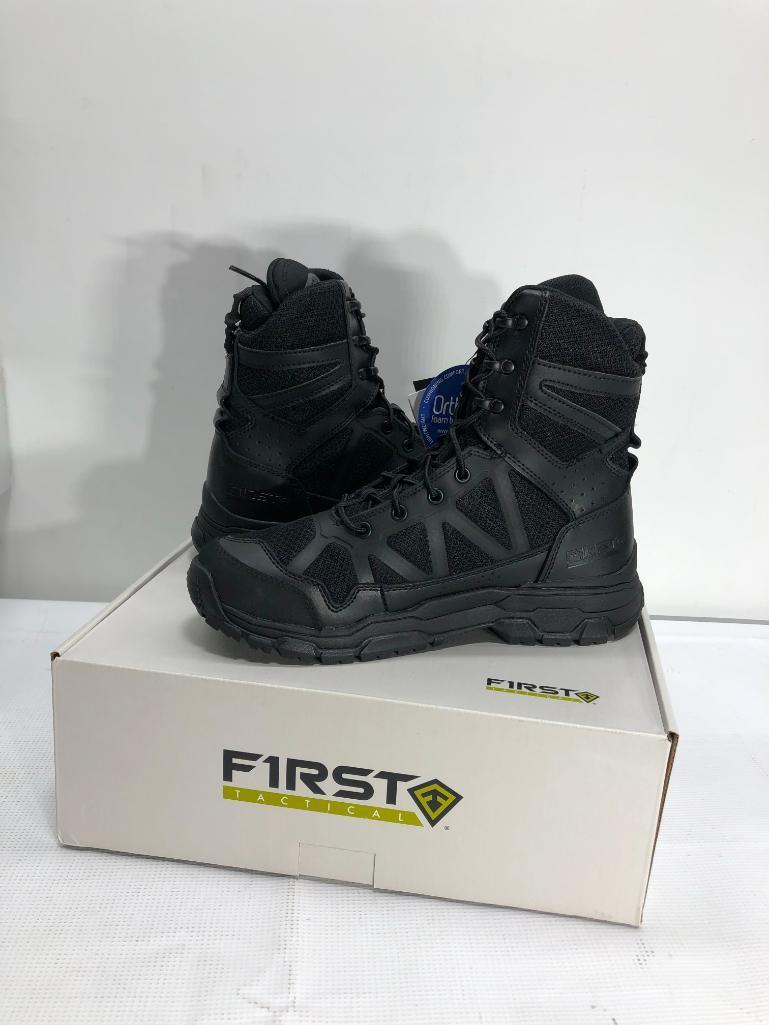 first-tactical-mens-7-operator-black-boots-size-9-msrp-129-99