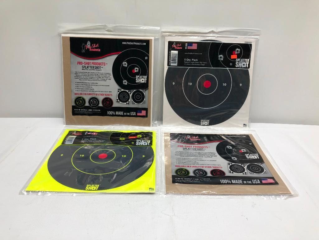 lot-of-4-items-4-pro-shot-products-splatter-shot-reactive-shooting-targets