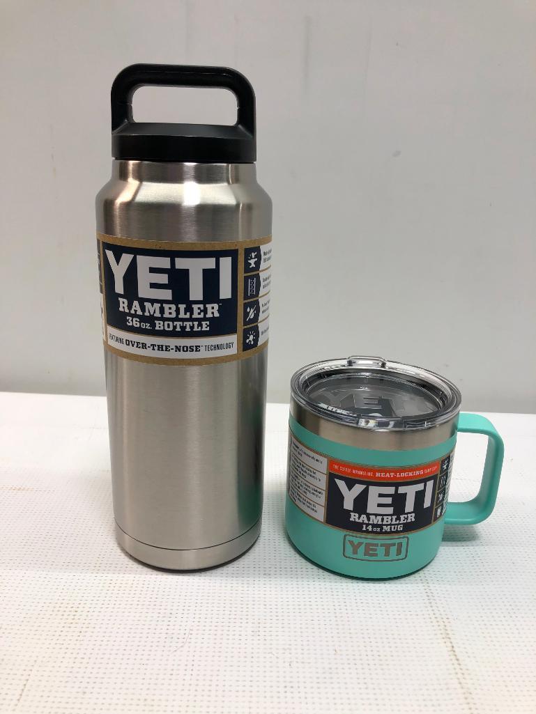 lot-of-2-items-1-yeti-rambler-36oz-bottle-1-yeti-rambler-14oz-seafoam-mug