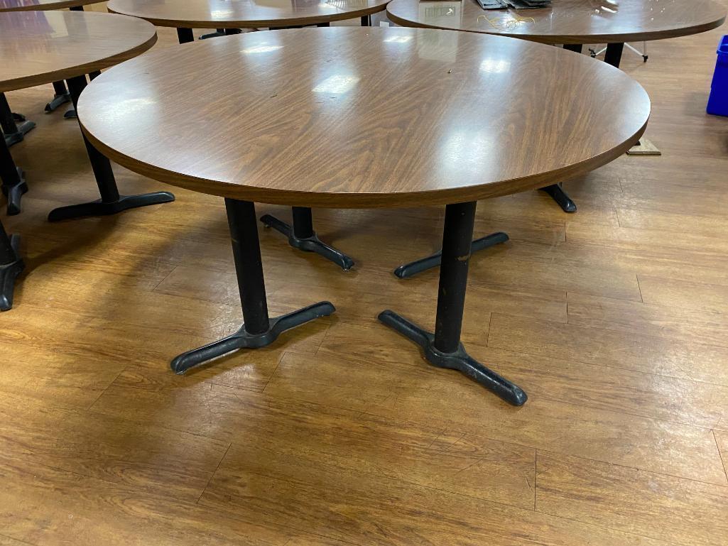 laminate-top-restaurant-table-w-pedestal-bases-72in-diameter