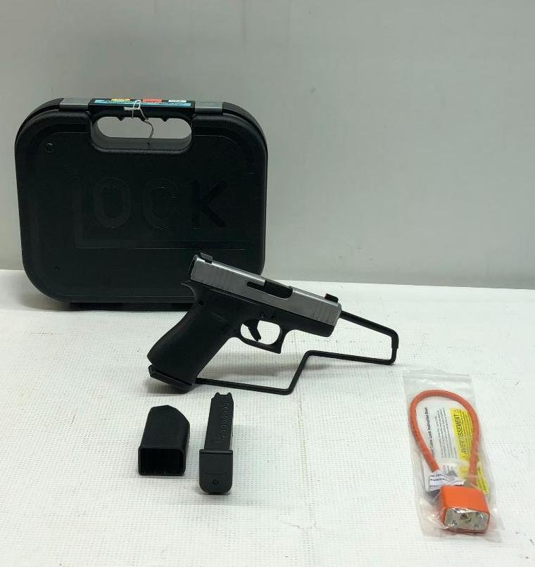 glock-blue-label-model-g43x-9mm-semi-auto-pistol-sn-bllg744-2-magazines