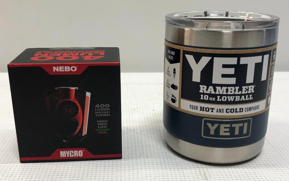 nebo-micro400-lumen-keychain-flashlight-yeti-rambler-10oz-lowball-navy