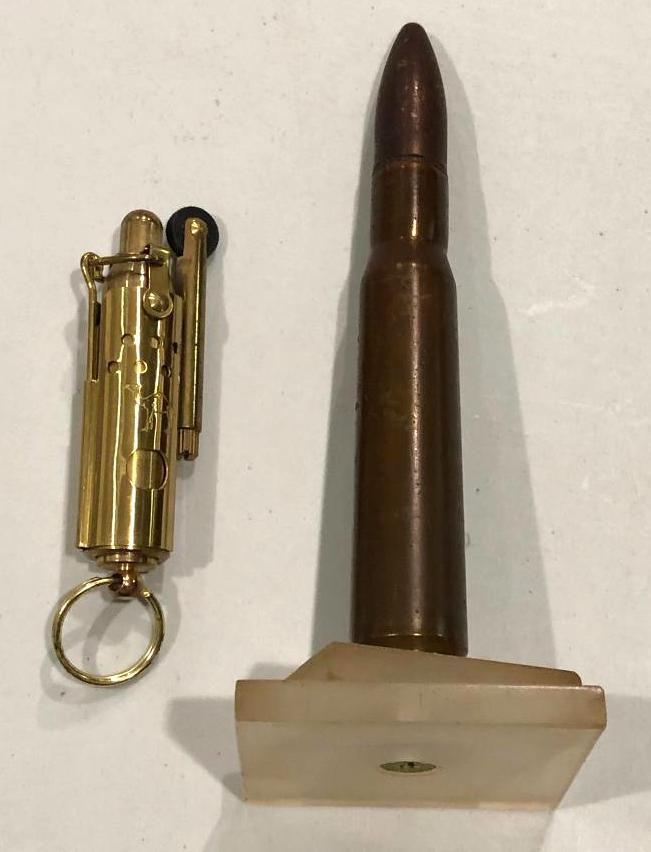 brass-trench-art-lighter-camel-cigarette-brass-lighter