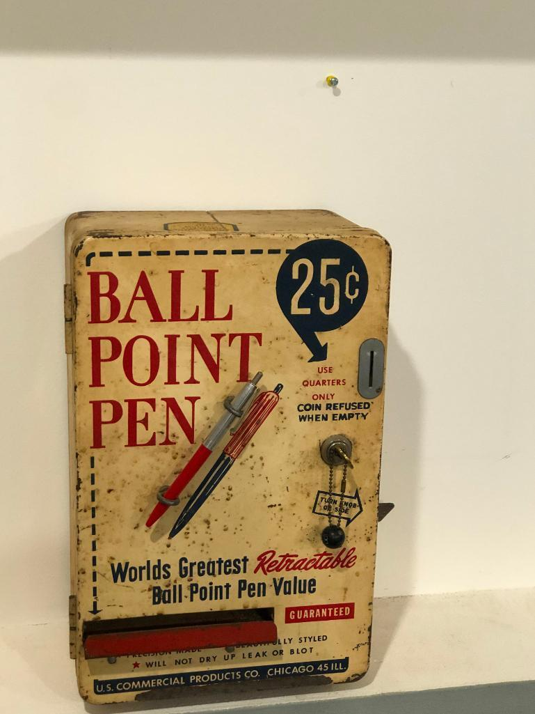 ball-point-pen-25-cent-coin-op-vending-machine-by-u-s-commercial-products-co-chicago-w-key