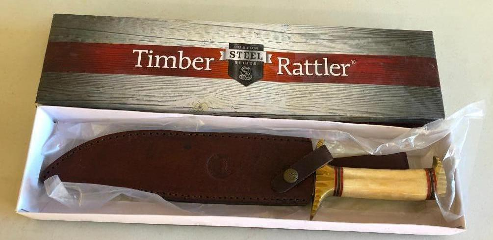 timber-rattler-custom-steel-series-knife-w-orig-box-sheath-10in-blade