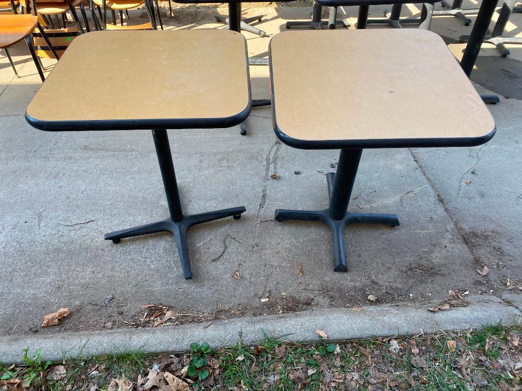 lot-of-2-restaurant-tables-single-pedestal-laminate-top-24in-x-24in