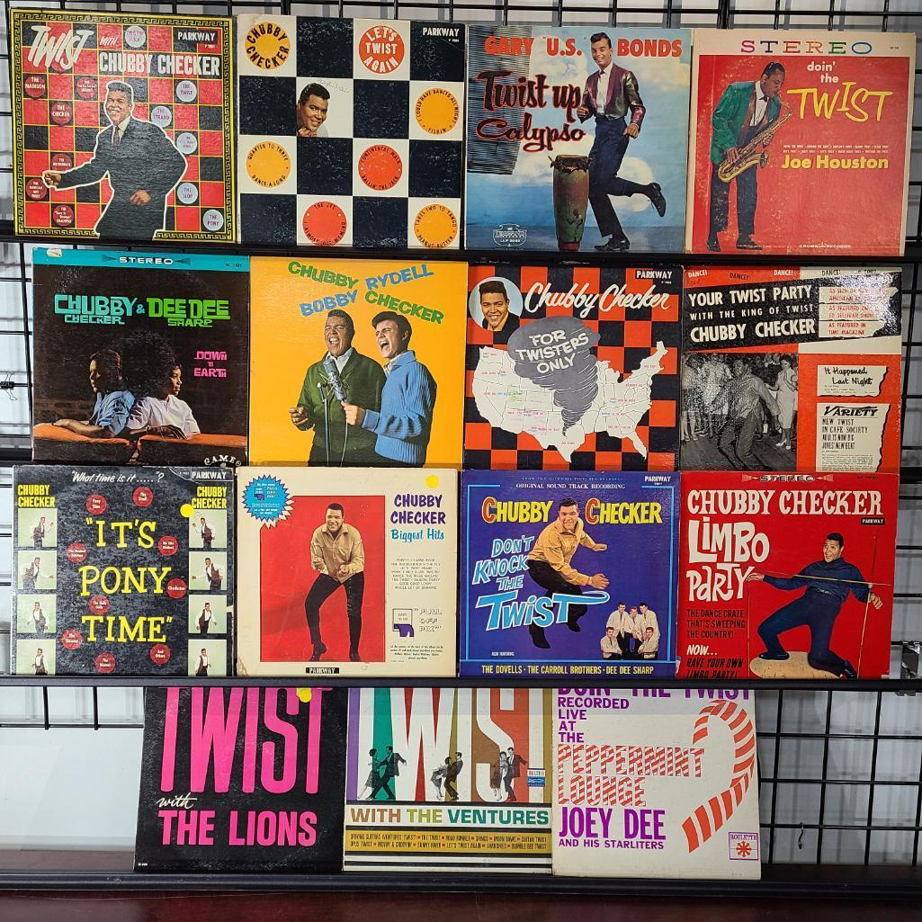 15-twist-record-albums-chubby-checkers-more