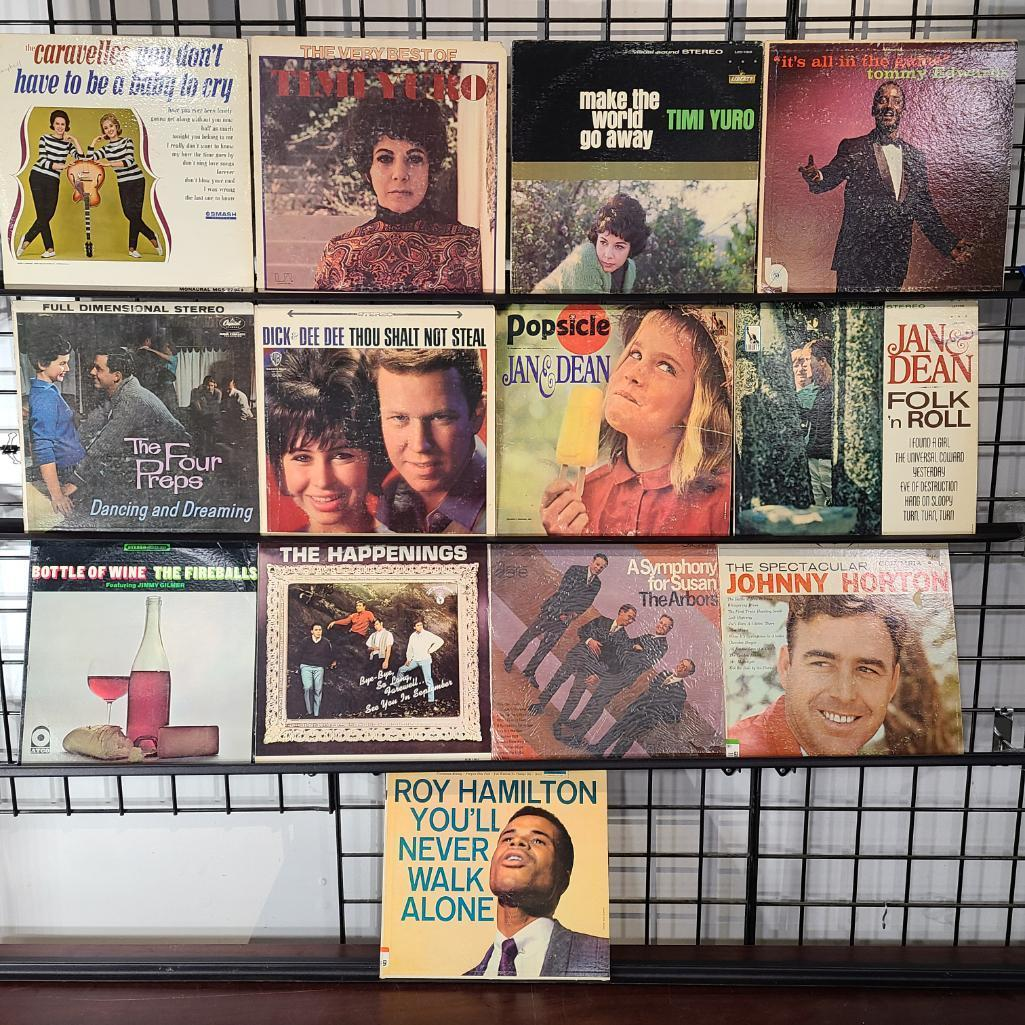 13-record-albums-by-various-artists
