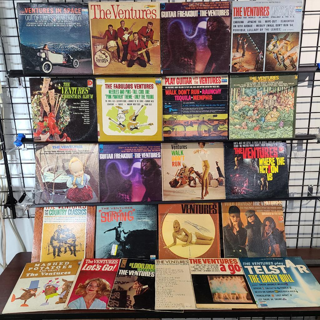 22-the-ventures-record-albums