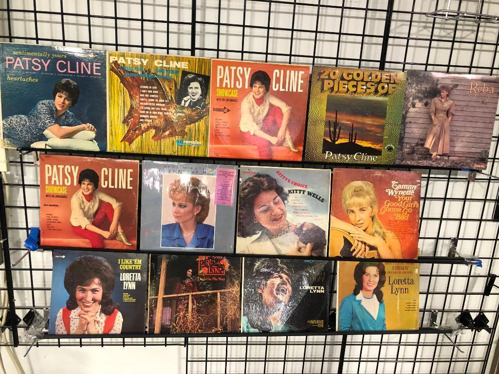 13-great-female-country-albums-5-patsy-cline-4-loretta-lynn-2-reba-mcentire-tammy-wynette-kitty-wells