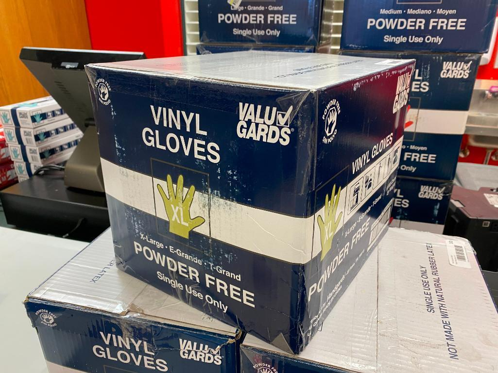 full-case-1000-vinyl-gloves-powder-free-size-xl-by-value-gard-10-boxes-of-100