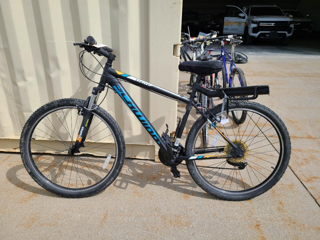 schwinn-chute-27-5in-mens-mountain-bike-sr-suntour-model-fsd1115ag